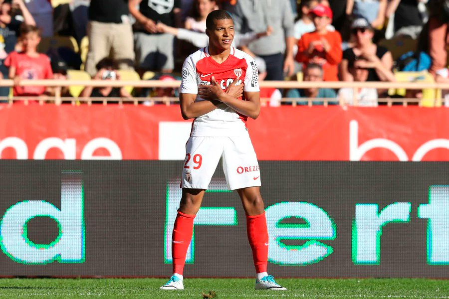 No Real deal for Mbappe, insist Monaco