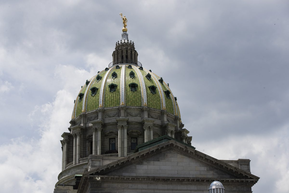 Pa. Senate considering tax on natural gas drillers to balance the state budget