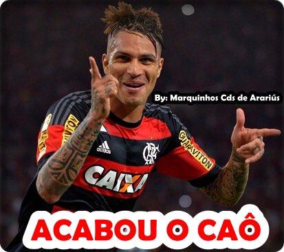 ACABOU O CAÔ