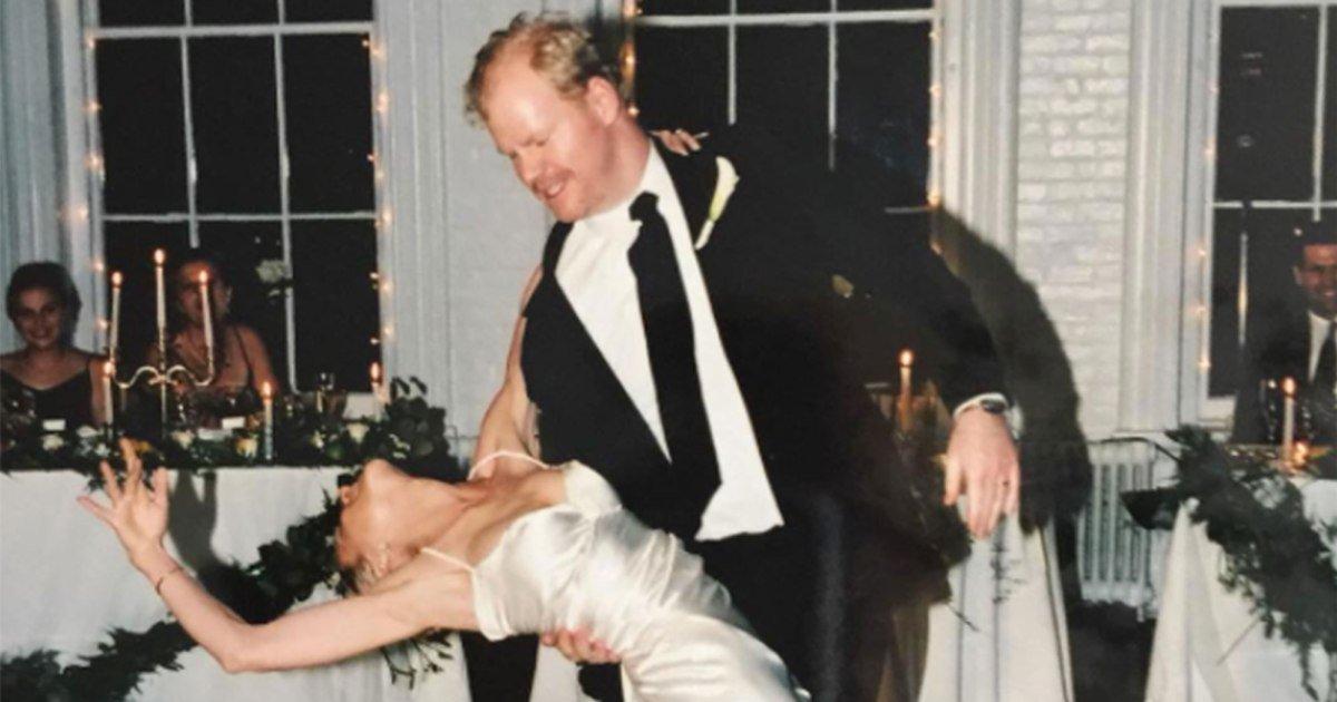 Jim Gaffigan Posts Loving Instagram Post Celebrating WeddingAnniversary