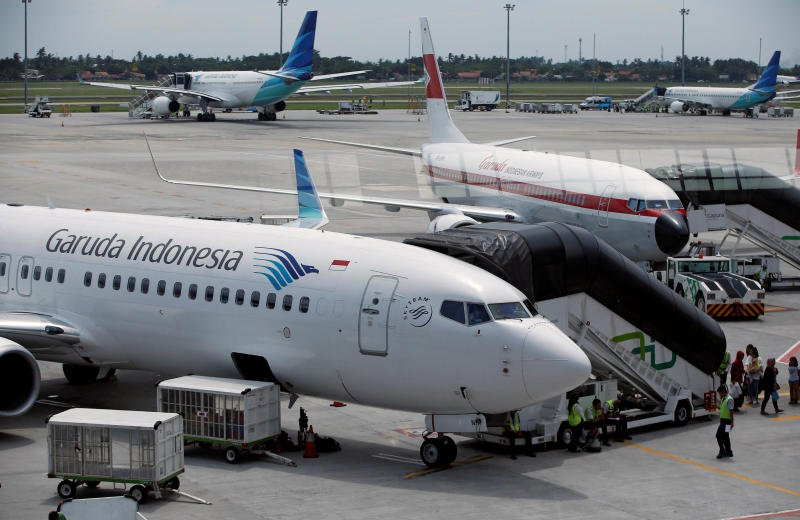 Indonesia's air traffic controllers warn of collision risks as flight volume rises