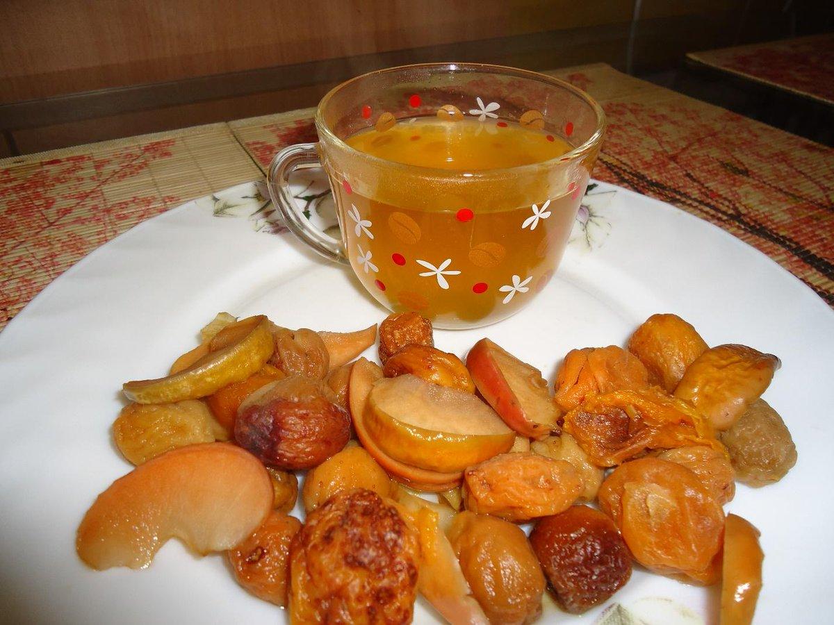 Блюда из сухофруктов рецепты