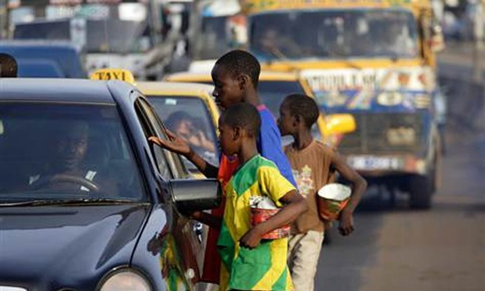 Senegal crackdown fails to improve lot of child beggars