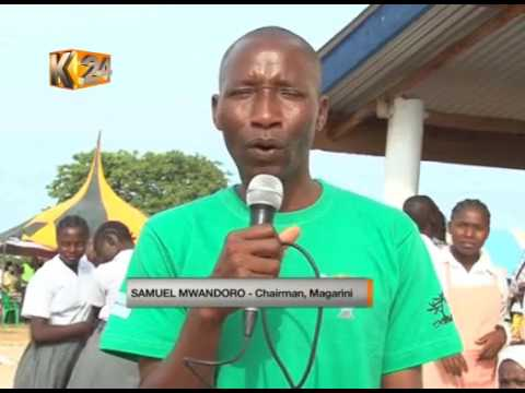 Magarini residents urge the National and Kilifi County governments to equip schools
