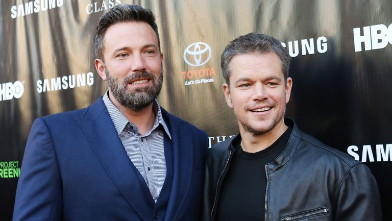 Ben Affleck, Matt Damon Boston Crime Drama Nabs Showtime Pilot Pickup