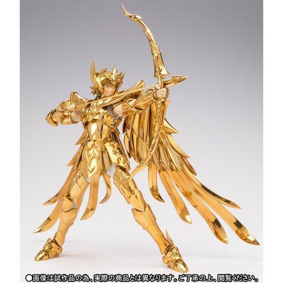 新品☆2016年12月発売予定!聖闘士聖衣神話EX サジタリアスアイオロス ORIGINAL COLOR EDITION