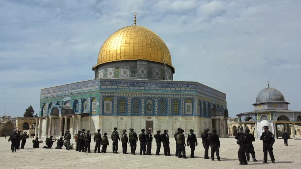 The history of al-Aqsa Mosque compound and its significance to both Muslims and Jews