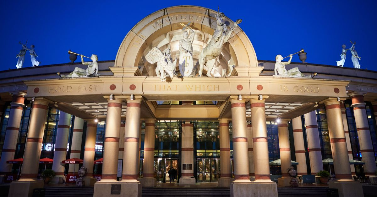 Two new floors of shops on way in £74m Trafford Centre extension