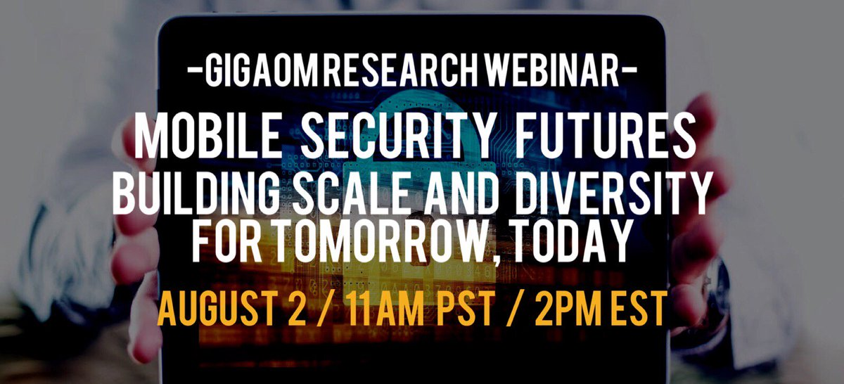 test Twitter Media - Register: Our free webinar on 8/2 gives advanced strategies for defeating #mobilesecurity risks https://t.co/7Hs2BSZDrD #sponsored #samsung https://t.co/E4A5NE4dP8