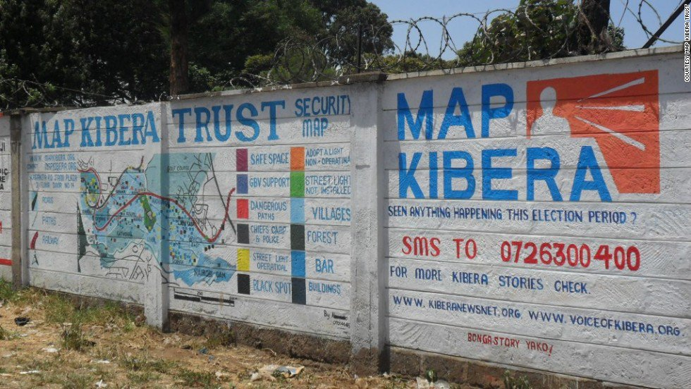 How Kenyans are using tech to stop election fraud and violence