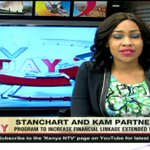KAM and Stanchart partnership to increase financial linkage extended to SMEs