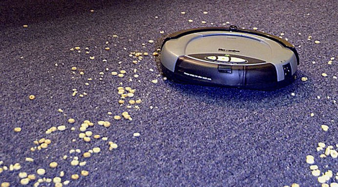 Is your Roomba actually a 'creepy littlespy'?