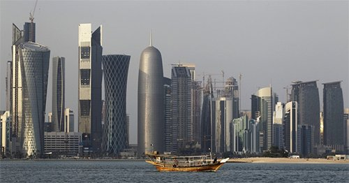 Isolated Qatar hires firm founded by Trump aide