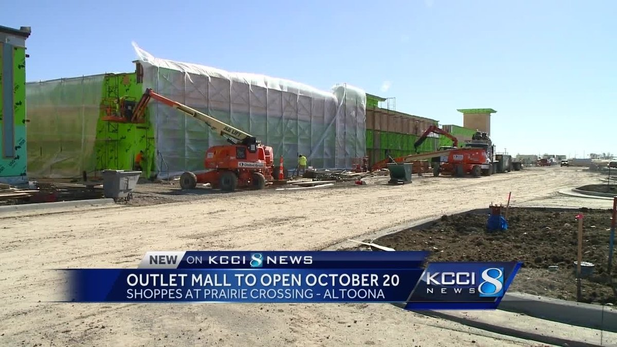 More stores named for highly-anticipated outlet mall