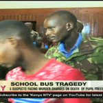 5 suspects facing murder charges on death of pupil freed on bond