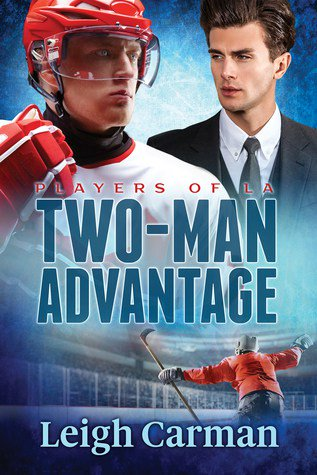 Book Review: Two-Man Advantage by LeighCarman https://t.co/jkB8MYHncq https://t.co/bLsWKTUraJ