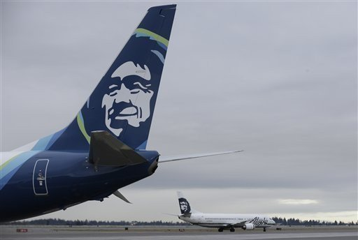 Alaska Air profit rises, with little impact from Horizon's troubles