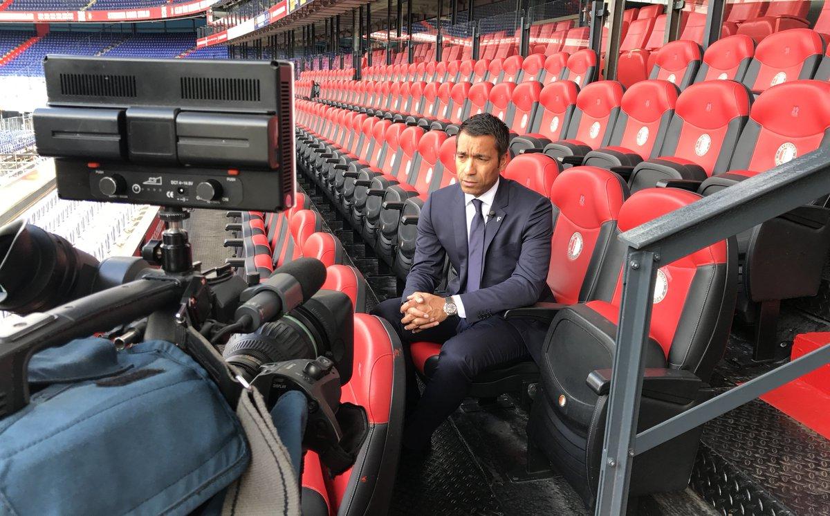 test Twitter Media - Naast Van Bronckhorst komt o.a. ook @jenstoornstra aan het woord in de eerste uitzending van Feyenoord TV.   ➡️ https://t.co/jYCgqzQRy2 https://t.co/hafKIOXQ7S