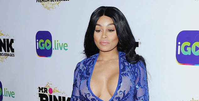 Reunion of the Kardashian exes: Blac Chyna parties with Tyga and Lamar Odom.