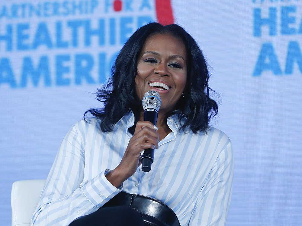She was a historic first lady, but Michelle Obama says some never saw past 'my skin
