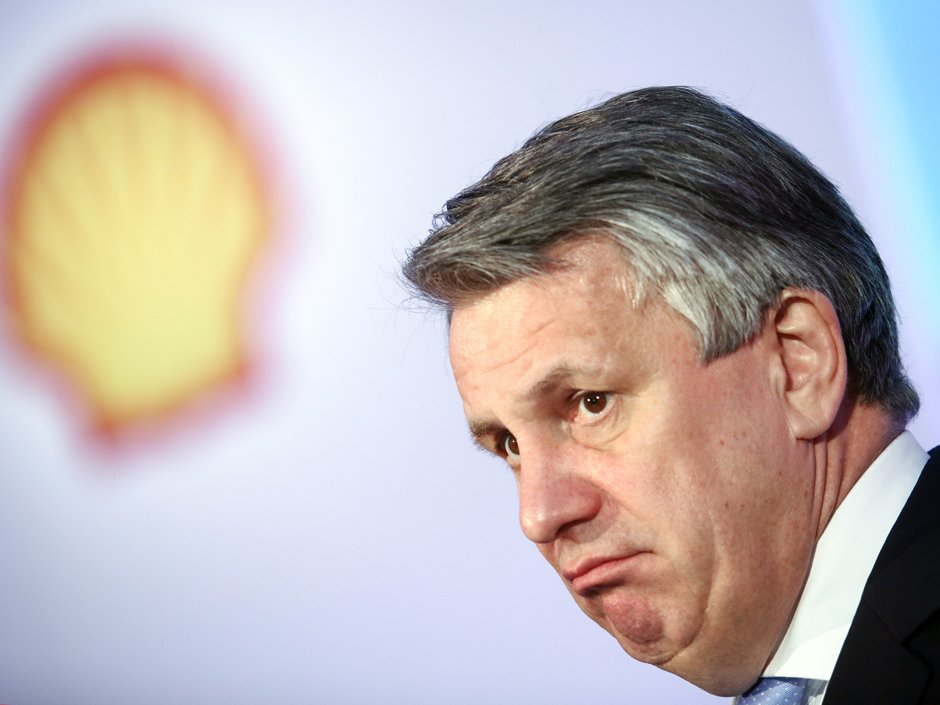 Shell CEO says his next car will be electric, sees oil demand peaking before 2030