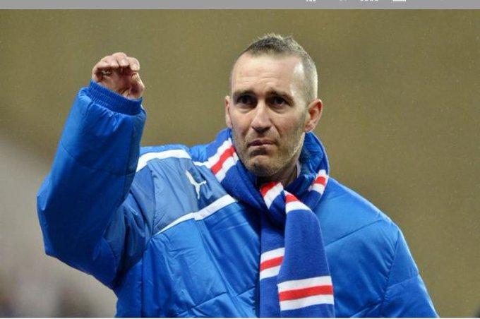 Happy Birthday to a true gent. Rangers legend Fernando Ricksen. God Bless you xxx