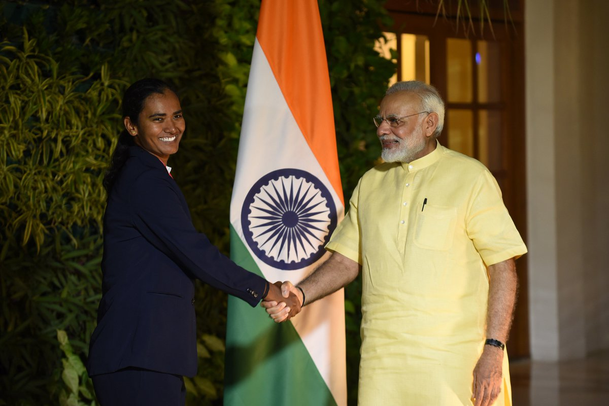 Shikha Pandey is a promising player who made India proud in the recently concluded World Cup.