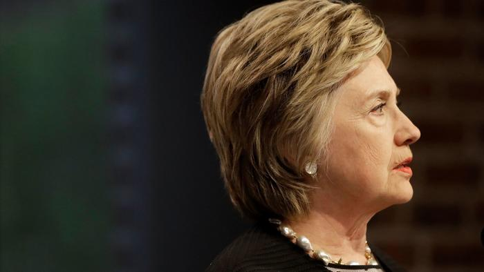 """Coming this September Hillary Clinton's next book, titled """"What Happened"""""""