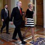 U.S. Senate mulls bare-bones healthcare bill; marathon of voting expected