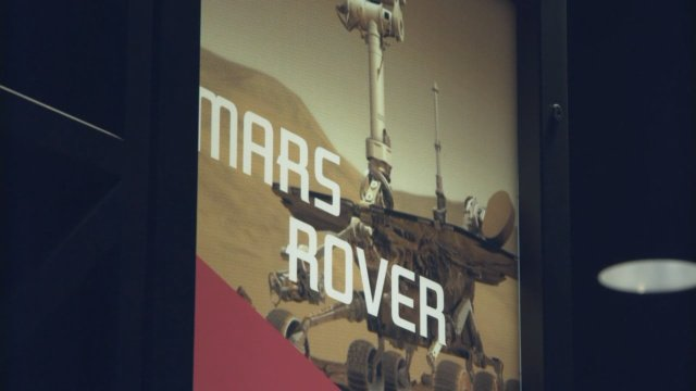Cultural Atlas: Mission to Mars
