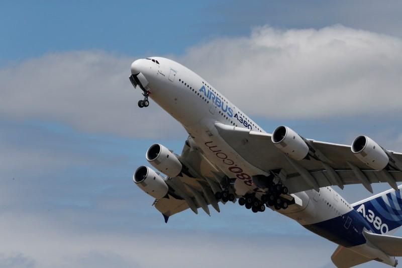 Pratt & Whitney in hot seat as Airbus profits fall