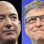 Jeff Bezos, da Amazon, supera Bill Gates e é o homem mais rico do mundo