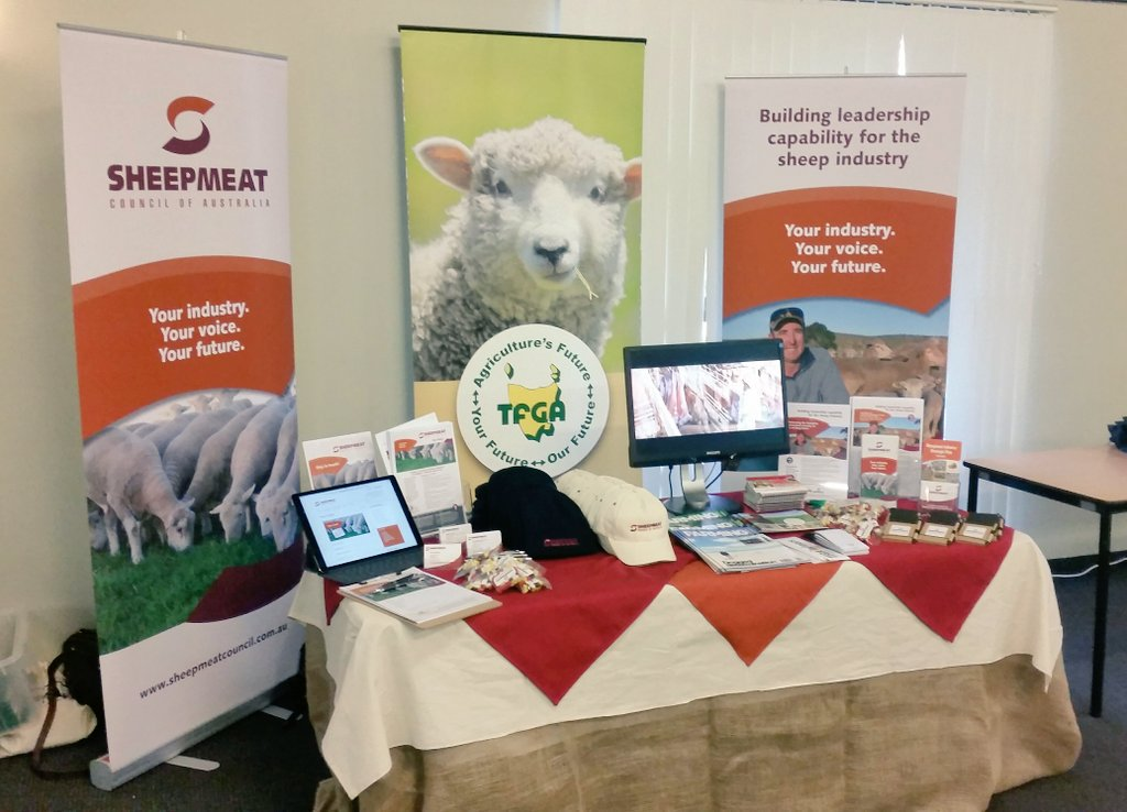 Come and chat about LPA. @SheepmeatAust...