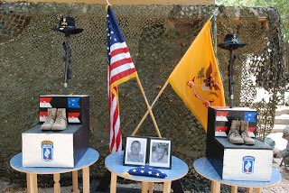 On this day in 2007, two good men were killed in Afghanistan MAJ Tom Bostick and SSG Ryan Fritsche.