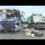 Seven people die in Timboroa accident
