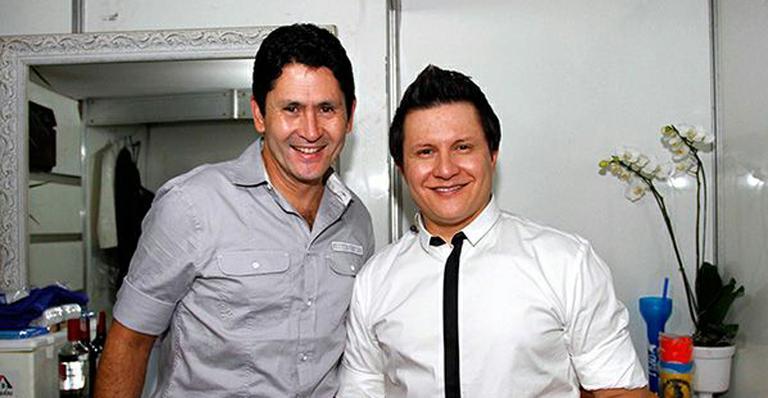 Gian. Foto do site da Caras Brasil que mostra Giovani fala sobre Gian: 'Não existe possibilidade de um retorno'