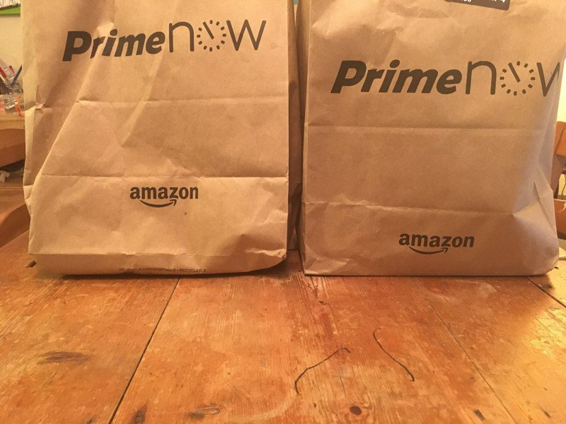 Amazon to offer Sprouts groceries through Prime Now same-day service