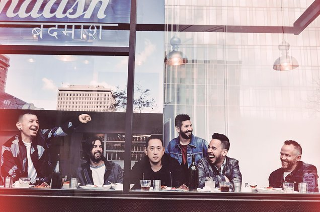 """From """"In the End"""" to """"Talking to Myself,"""" Linkin Park storms the Hot Rock Songs chart"""