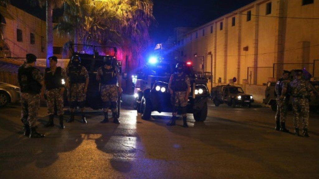 Jordan king calls for Israeli embassy shooter to face trial