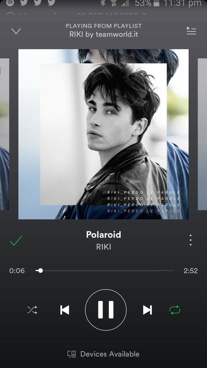 #PolaroidListeningParty