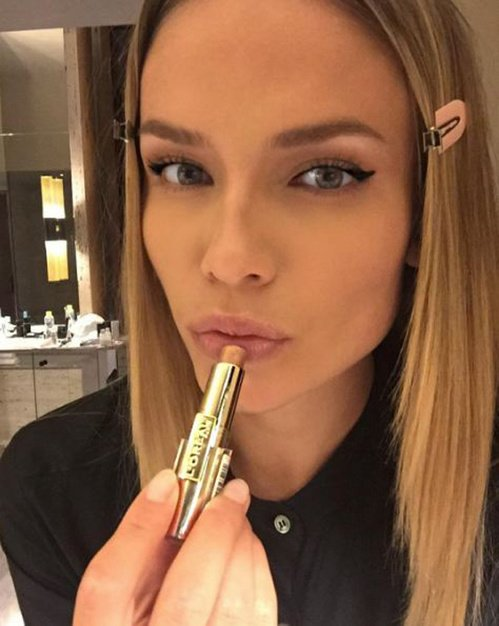 Happy Birthday, Natasha Poly! Take a look at her best make-up looks