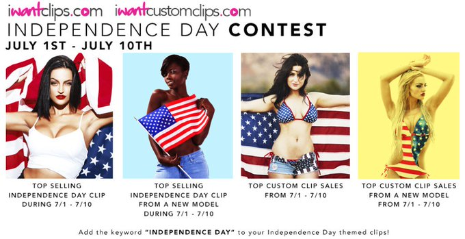 In case you missed out on the Independence Day winners.. https://t.co/wTq4QbhPw3 https://t.co/TpaVCu