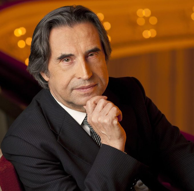 Auguri maestro Riccardo Muti, felice compleanno  Happy birthday maestro Riccardo Muti