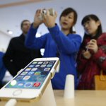 Canalys: Apple's China woes continue as iPhone sales fell last quarter