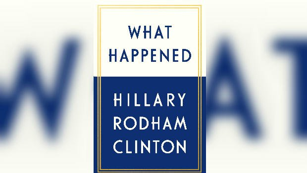 "Hillary Clinton lets her ""guard down"" in new memoir after stunning election defeat"