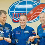 New crew for space station