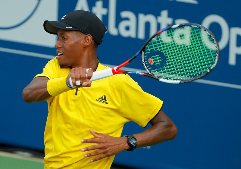 Eubanks wins again, advances to Atlanta Open quarterfinals