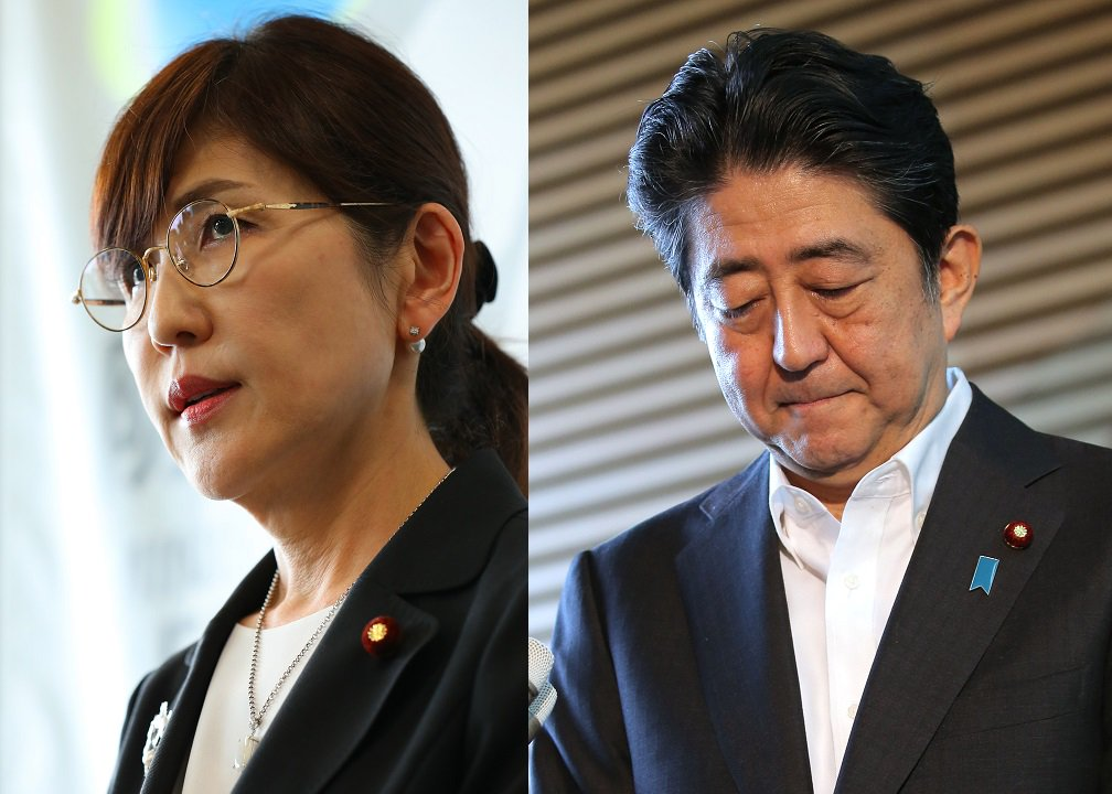 Questions raised over Abe's responsibility after defense chief Inada forced to resign