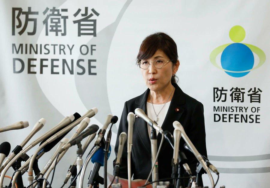 Japan's scandal-hit defence chief announces resignation