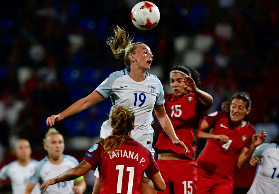 England, Spain through after women's Euro thrillers